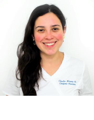 Dra. Claudia Alvarez Ortodoncista